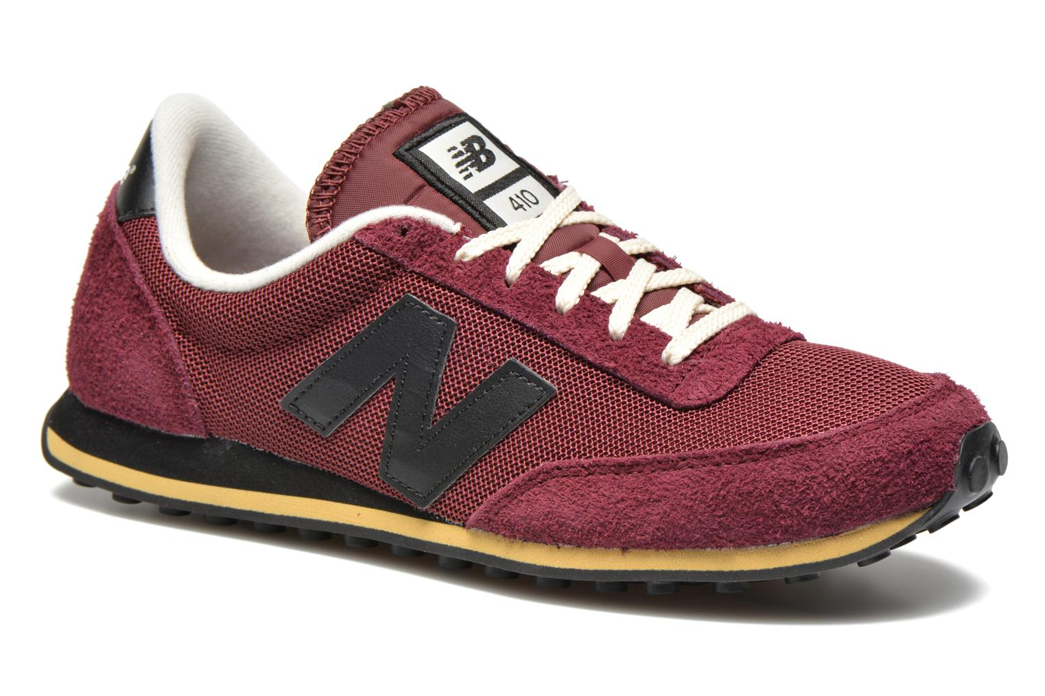 new balance dames u410 bordeaux