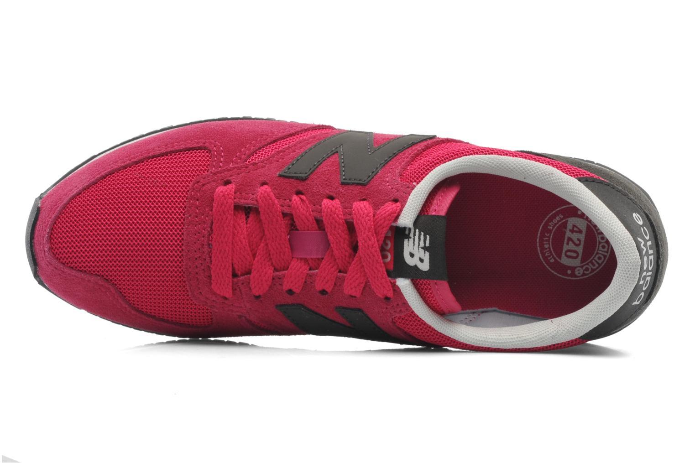 U420 W Grey/pink