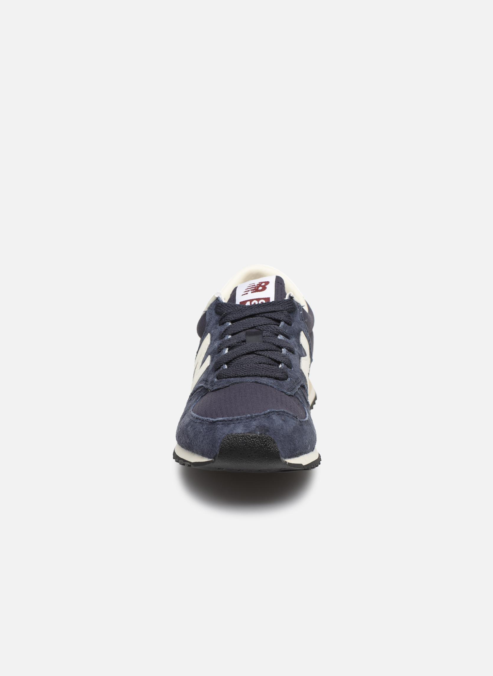 Sneakers New Balance U420 W Blauw model