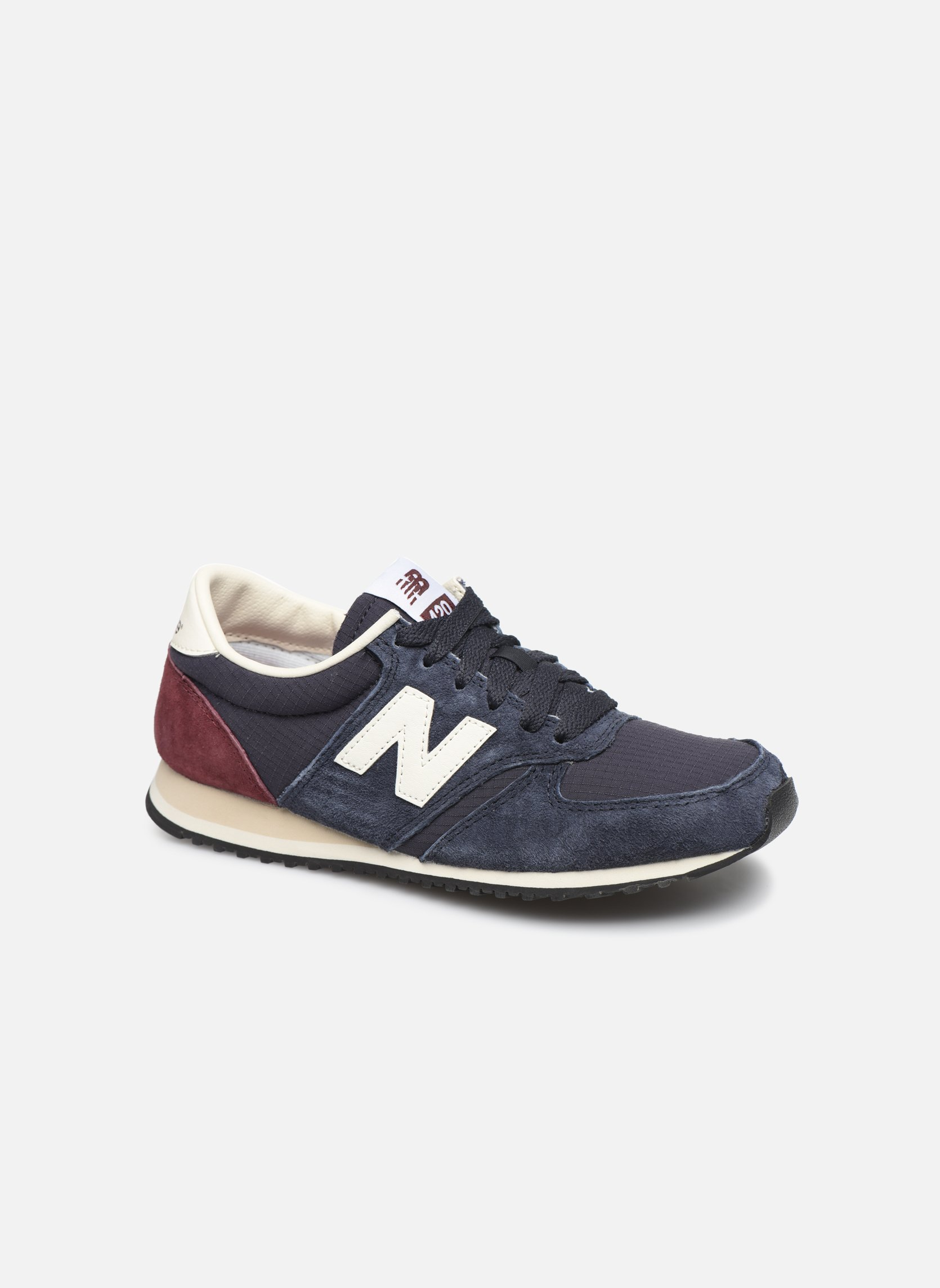 Trainers New Balance U420 W Blue detailed view/ Pair view