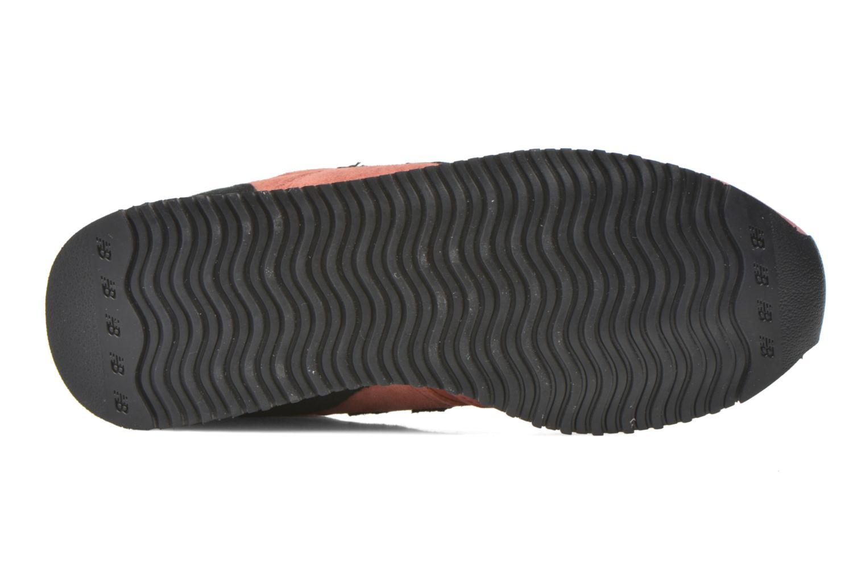Sneaker New Balance U420 W weinrot ansicht von oben