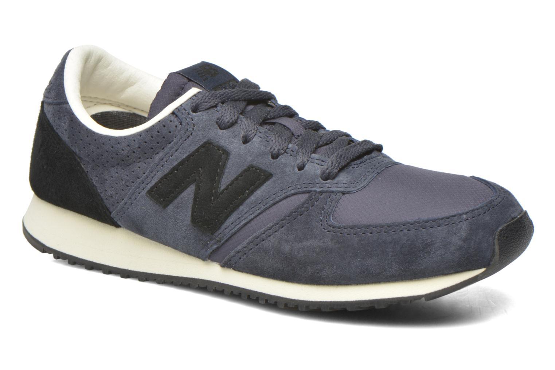 Sneaker New Balance U420 W blau detaillierte ansicht/modell
