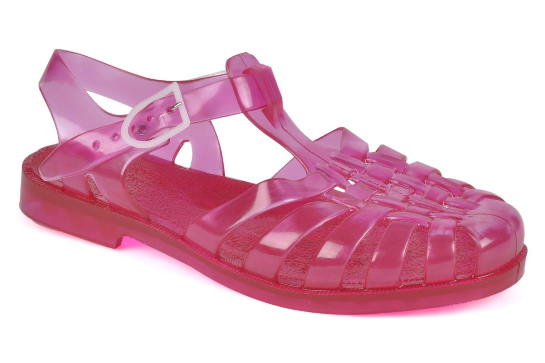 Chaussures de sport Méduse Sun W Rouge vue détail/paire