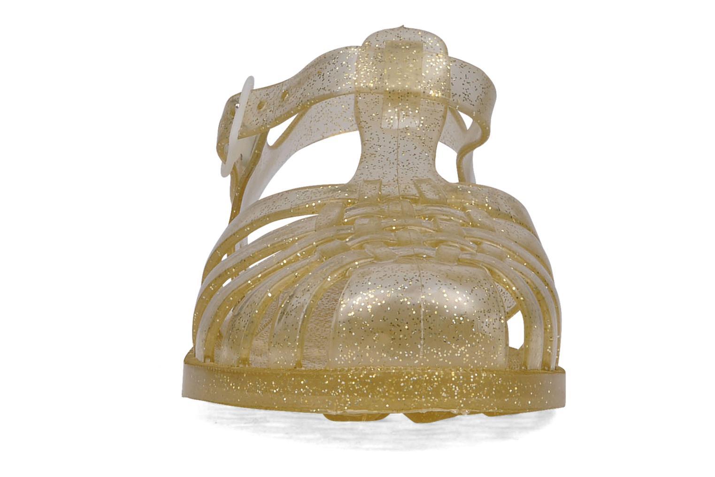 Sportschuhe Méduse Sun W gold/bronze schuhe getragen