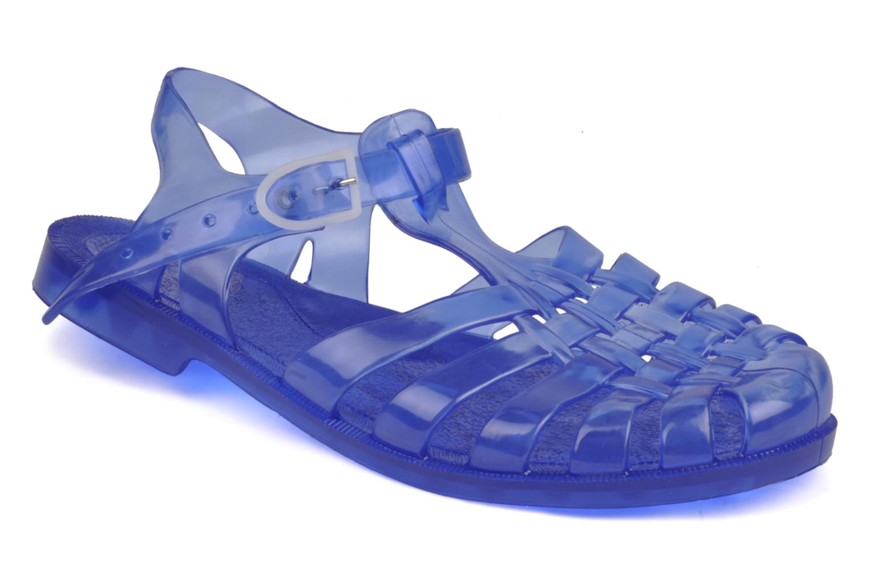 Sportssko Méduse Sun M Blå detaljeret billede af skoene