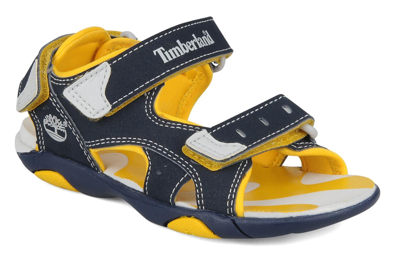 Sportschoenen Timberland Sandal Riverquest 3 Strap Blauw detail