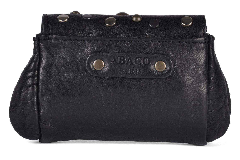 Wallets & cases Abaco Friend Java Clous Black back view