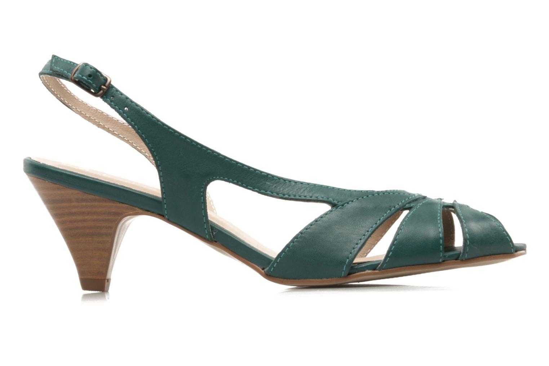 Sandali e scarpe aperte Pastelle Bleuet Verde immagine posteriore