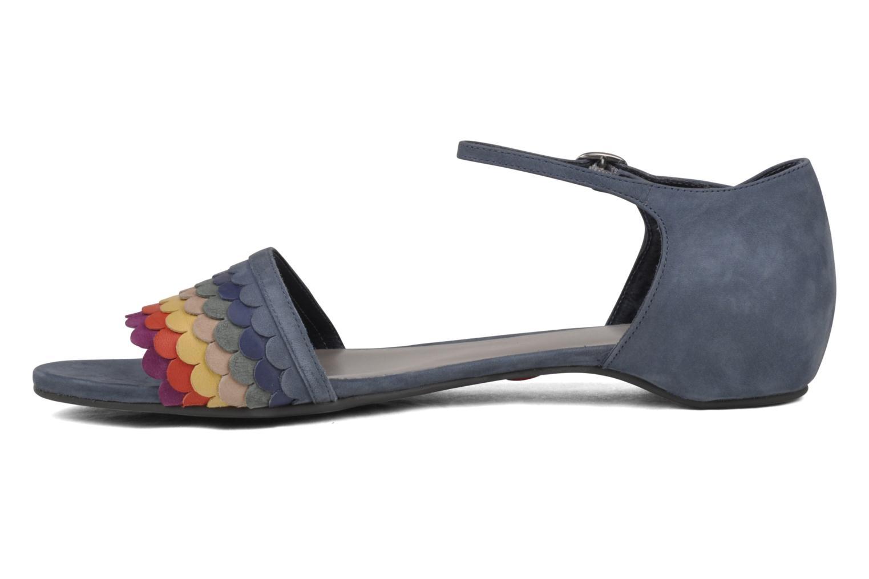 Sandales et nu-pieds Camper TWS 21159 Multicolore vue face