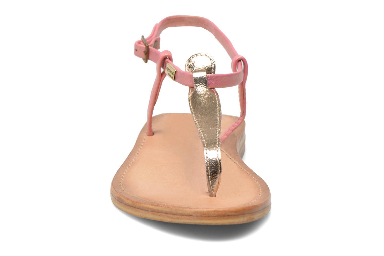 Sandalen Les Tropéziennes par M Belarbi Narvil gold/bronze schuhe getragen