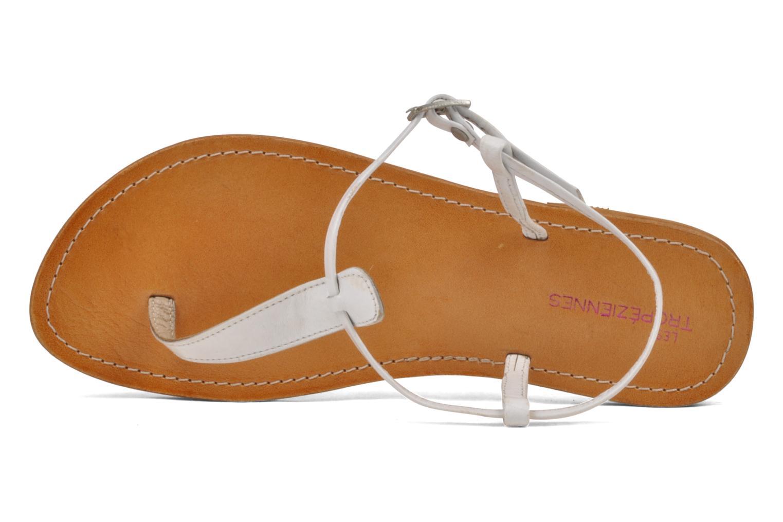 Sandali e scarpe aperte Les Tropéziennes par M Belarbi Narvil Bianco immagine sinistra