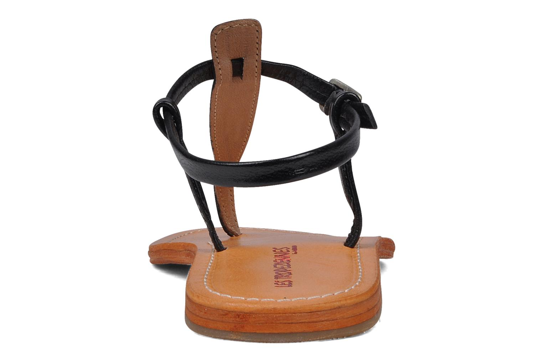 Sandali e scarpe aperte Les Tropéziennes par M Belarbi Narvil Nero immagine destra