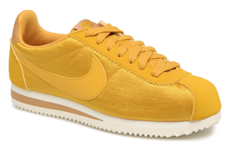 Nike Wmn Classico Di Nylon Di Cortez Geel 7DXO0j7