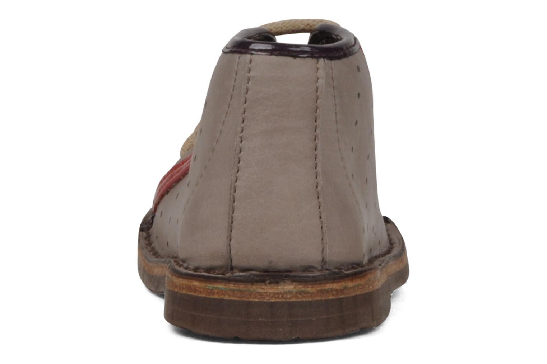 Boots en enkellaarsjes PèPè Austria Multicolor rechts