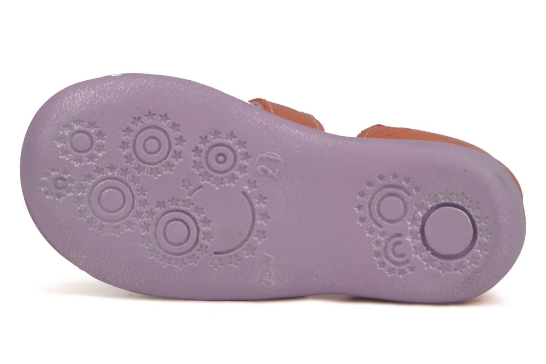 Sandalen GBB Lou Multicolor boven