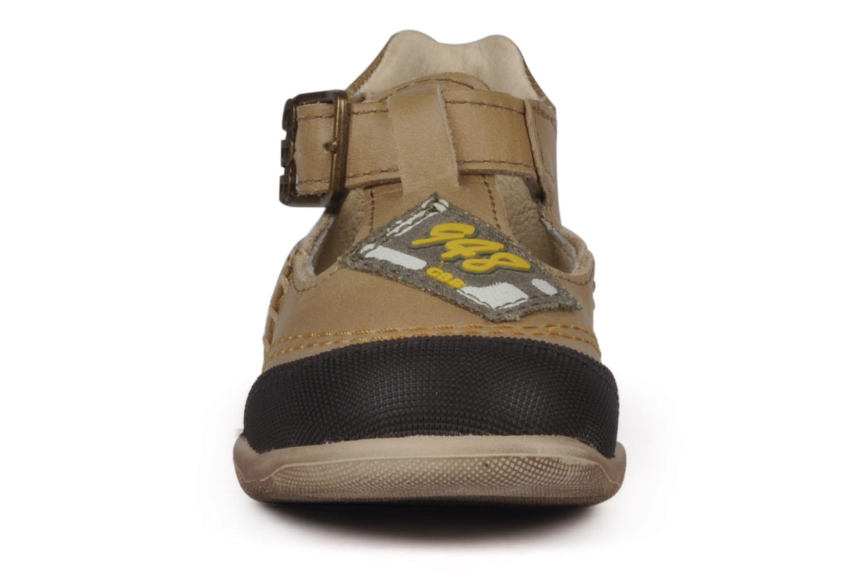 Boots en enkellaarsjes GBB Leopold Bruin model