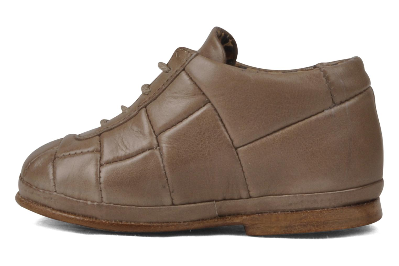 Boots en enkellaarsjes Free Lance Layette Football Bruin voorkant