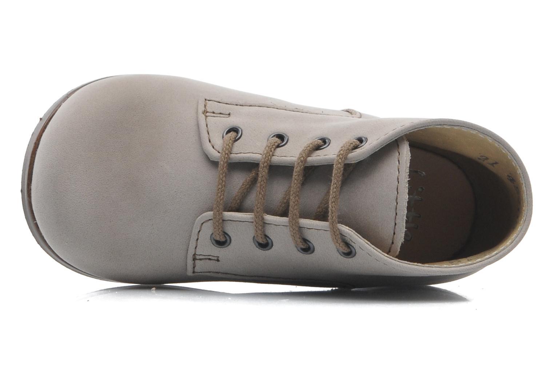Bottines et boots Little Mary Miloto Gris vue gauche