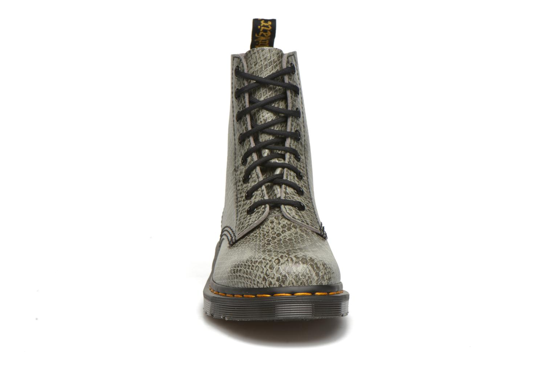 Boots en enkellaarsjes Dr. Martens Pascal W Grijs model