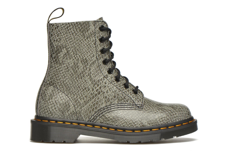 Boots en enkellaarsjes DR. Martens Pascal W Grijs achterkant
