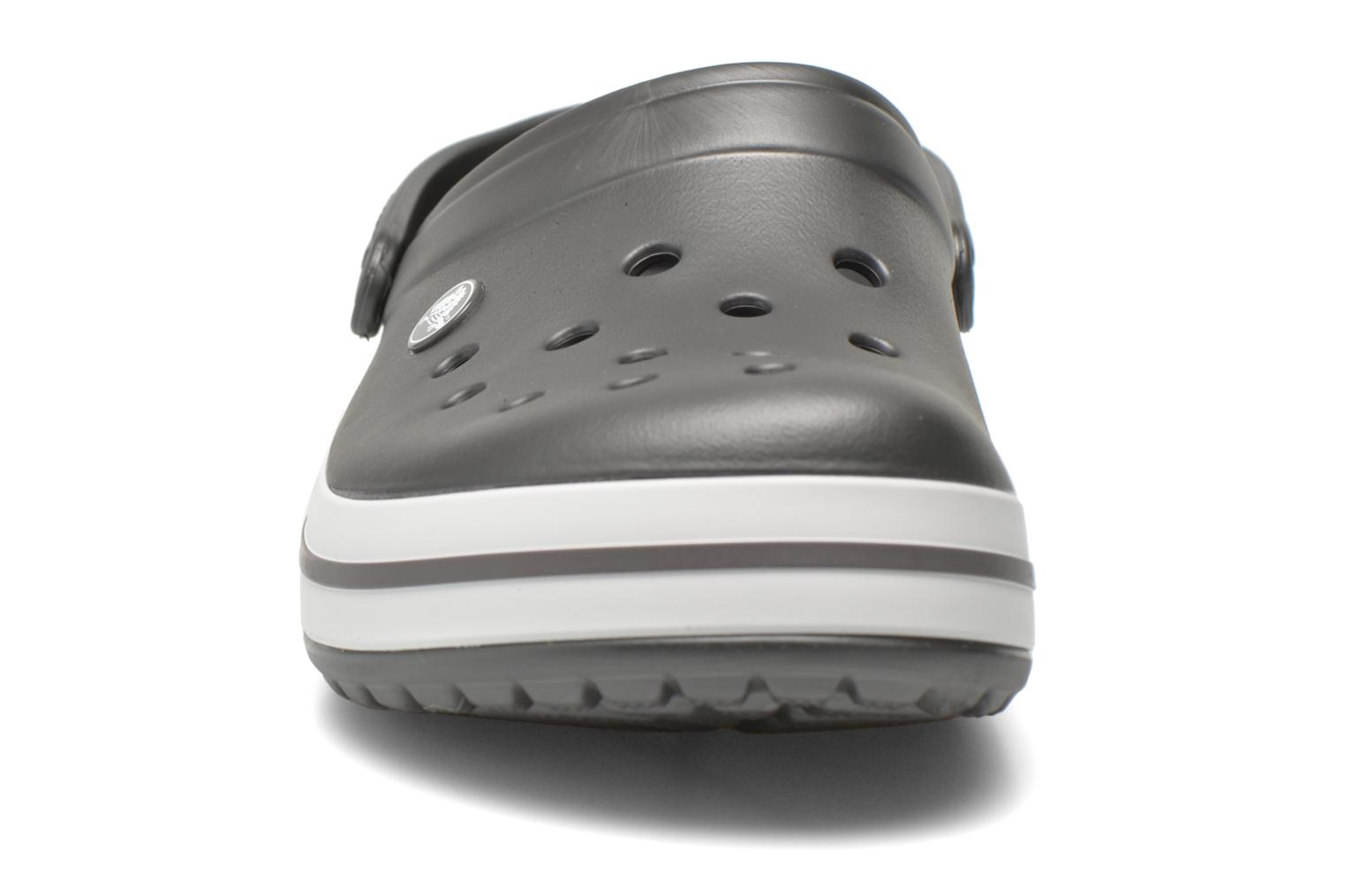 Crocband M Graphite White
