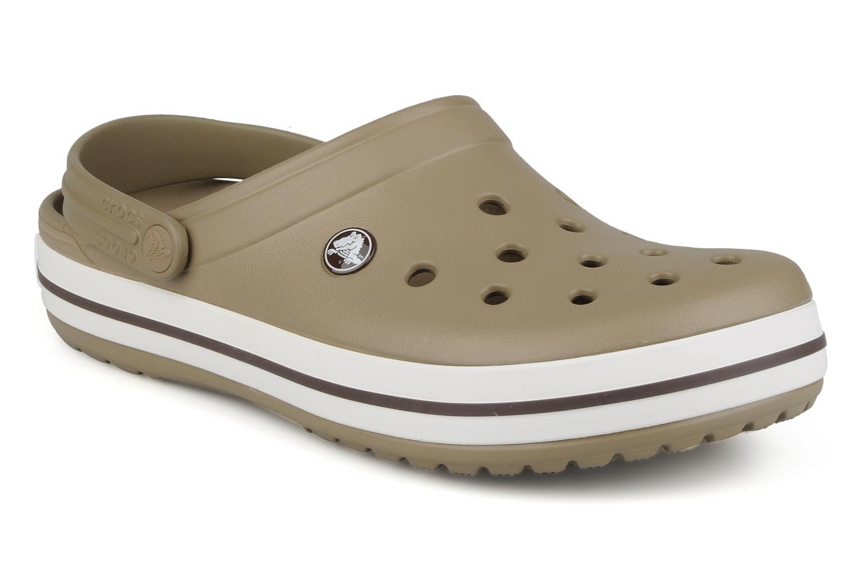 Crocs Crocband M (Vert) - Sandales et nu-pieds chez Sarenza (64352)