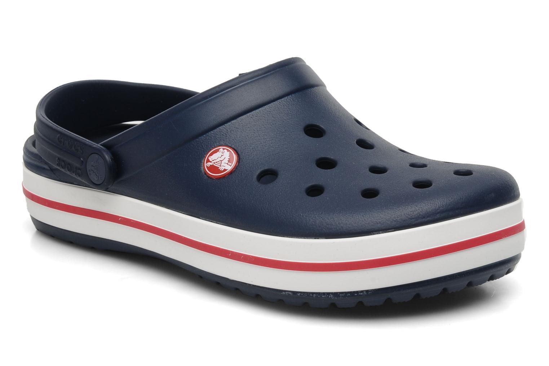 Clogs & Pantoletten Crocs Crocband W blau detaillierte ansicht/modell