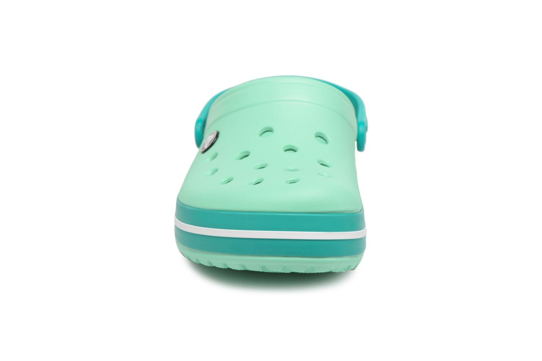 Mules & clogs Crocs Crocband W Green model view
