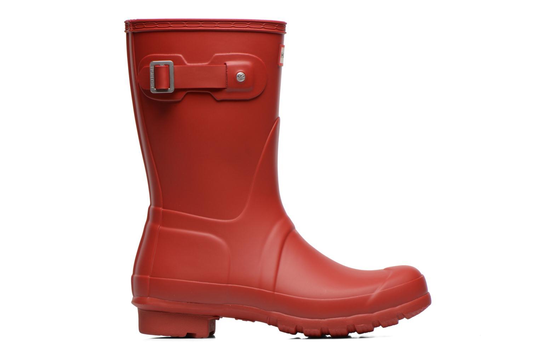 Boots Hunter Original Short Röd bild från baksidan