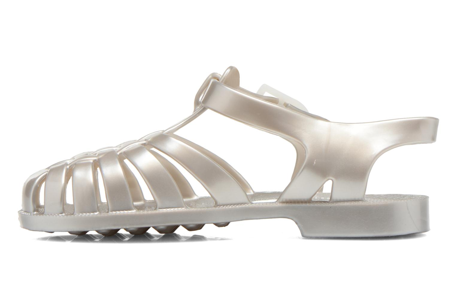 Sport shoes Méduse Sun 201 Silver front view