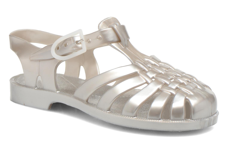 Chaussures de sport Méduse Sun 201 Argent vue détail/paire