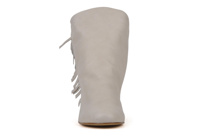 Bottines et boots Tatoosh Apache Blanc vue portées chaussures
