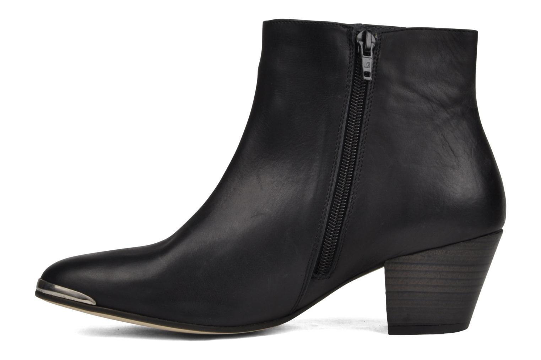 Boots en enkellaarsjes Jonak Doddy Zwart voorkant