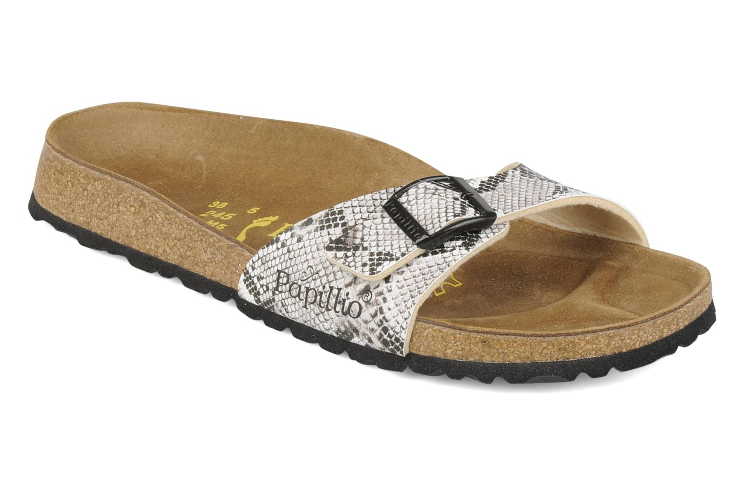 Mules & clogs Papillio Madrid Flor W Grey detailed view/ Pair view