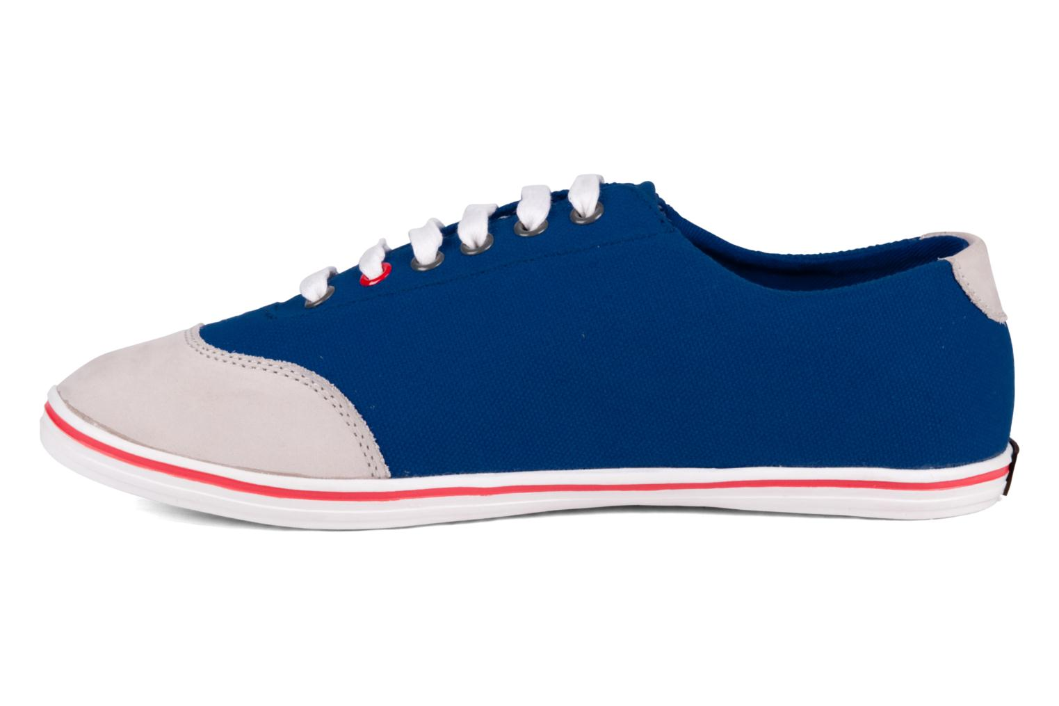 Trainers The Cassette The Rec W Blue front view