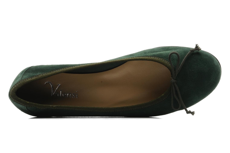 Ballerina's Valensi Vega Groen links