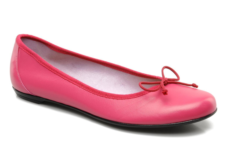 Ballerinas Valensi Vega rosa detaillierte ansicht/modell