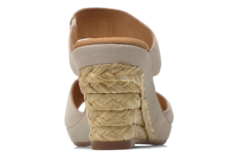 Boots en enkellaarsjes Gabor Gabs Beige rechts