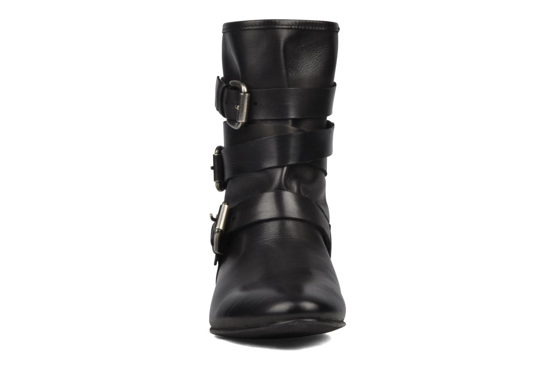 Boots en enkellaarsjes Manas LUNA Zwart model
