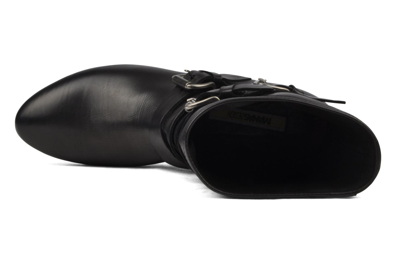 Boots en enkellaarsjes Manas LUNA Zwart links
