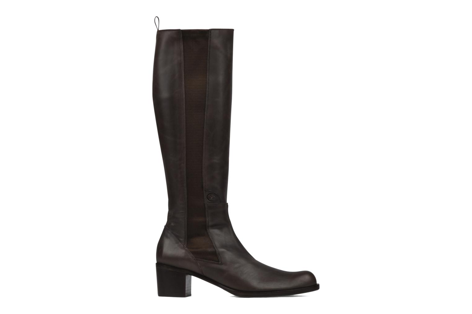 Boots & wellies Stephane Gontard Kaloa Brown back view