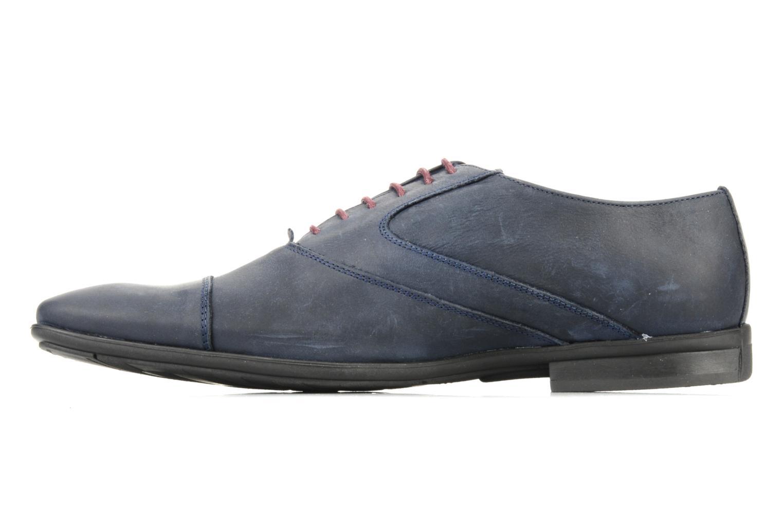 Chaussures à lacets Kost KEFO4 Bleu vue face