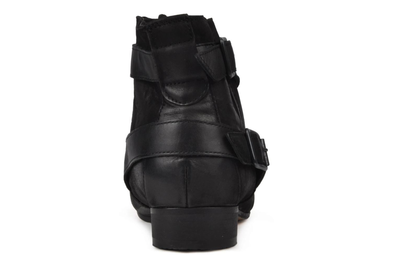 Bottines et boots H By Hudson Newob Noir vue droite