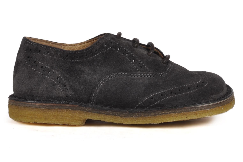 Lace-up shoes PèPè Legio Grey back view