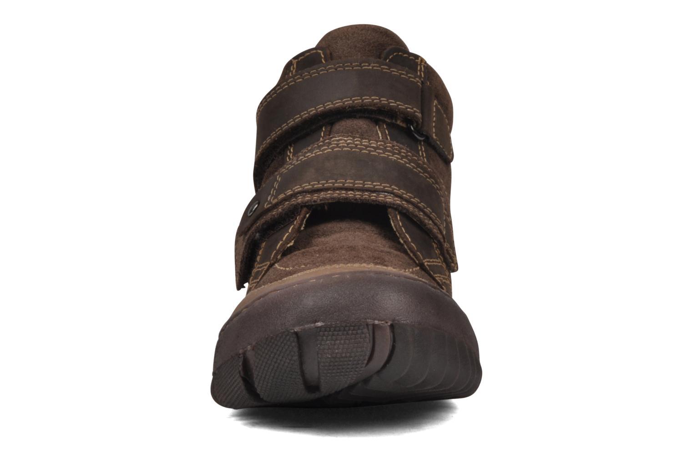Boots en enkellaarsjes GBB Mickael Bruin model