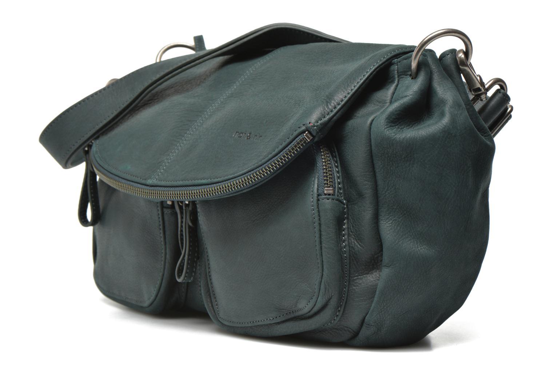 Handtaschen Nat & Nin Lola grün schuhe getragen