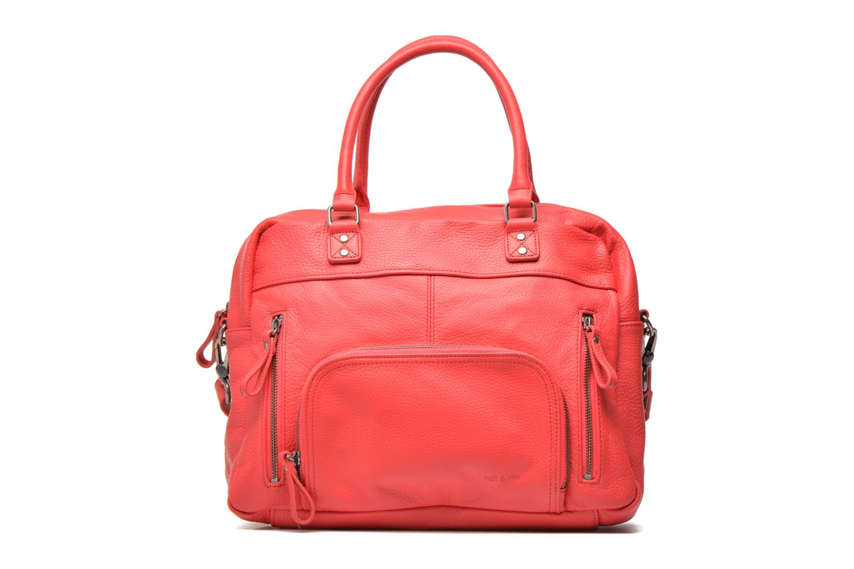Handtassen Nat & Nin Macy Rood detail