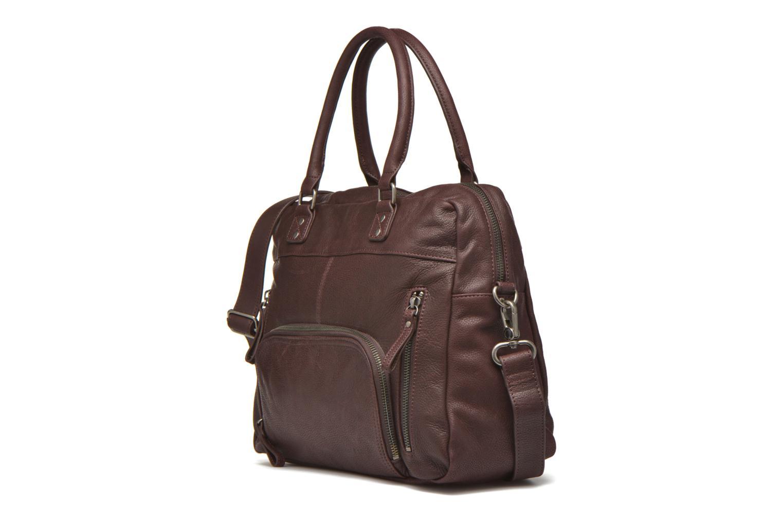 Handtassen Nat & Nin Macy Bordeaux model