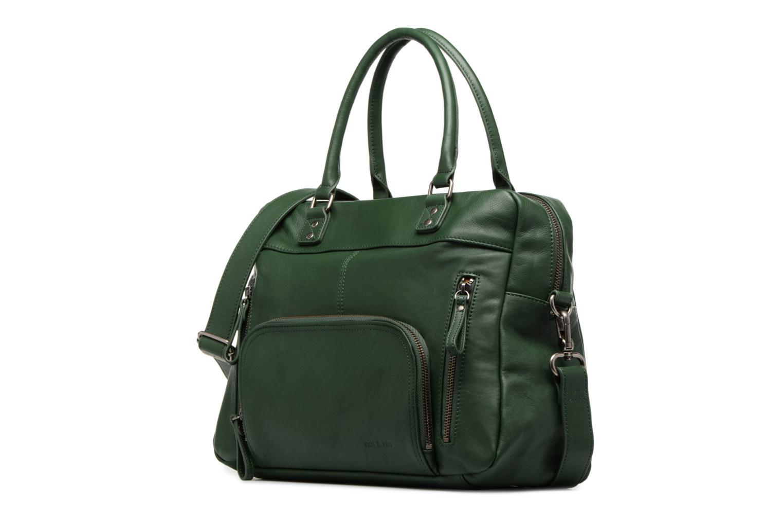 Handtaschen Nat & Nin Macy grün schuhe getragen