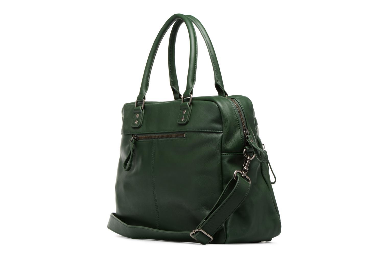 Handtaschen Nat & Nin Macy grün ansicht von rechts